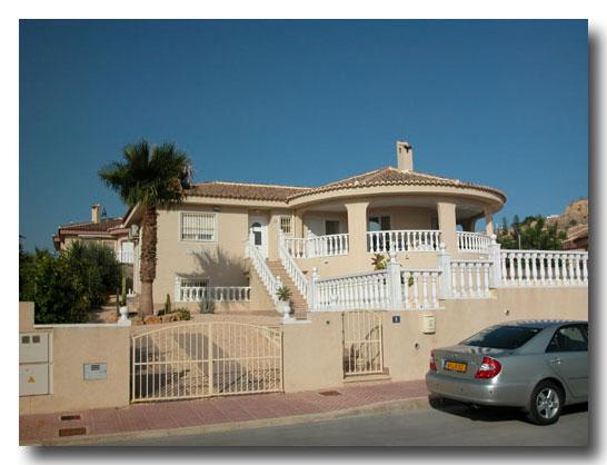Vakantiehuis met Zwembad Huren in Spanje