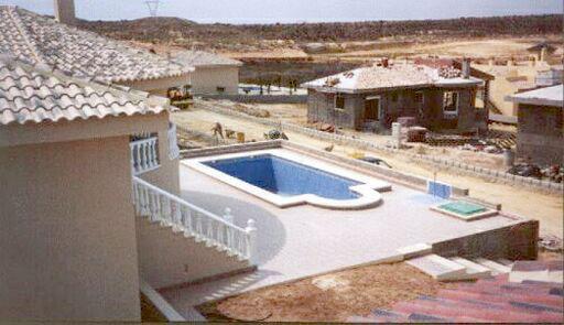 Vakantiehuis Zwembad Spanje Bouw